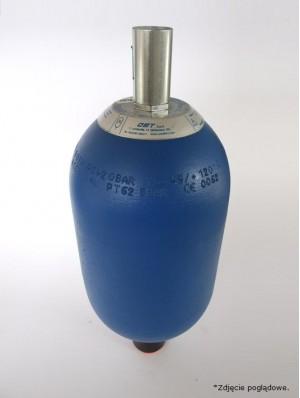 Hydroakumulator o poj. 2,5 l